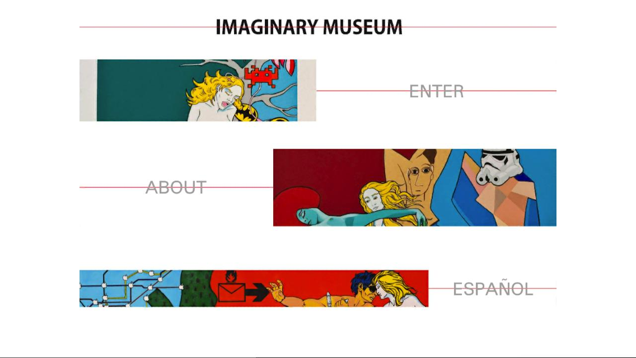Imaginary Museum- screenshot