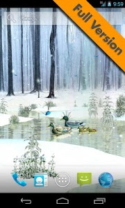 Ducks 3D Live Wallpaper FREE screenshot 4