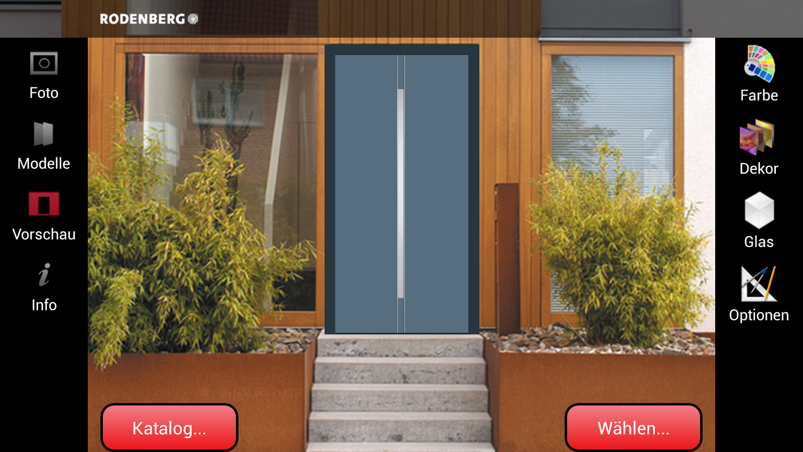 Entrance doors- screenshot