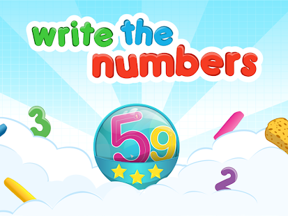 Write Numbers: Tracing 123 - Apps on Google Play