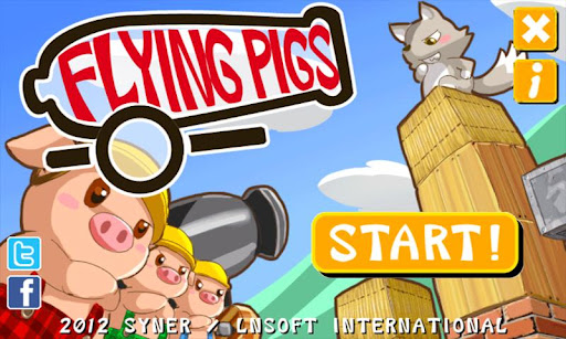 Flying Pigs for Android 2.2 Windows u7528 2