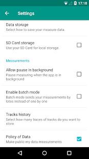 NoiseTube Mobile - screenshot thumbnail