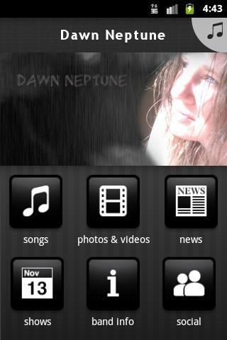 Dawn Neptune - screenshot