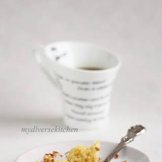 Very Vanilla One Bowl Yellow Cake.