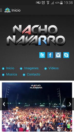 Dj Nacho Navarro 2.0