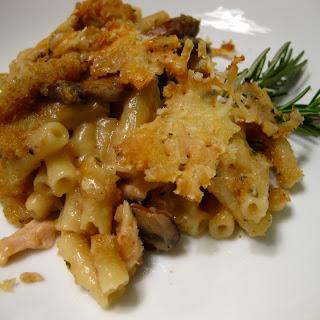 Comforting Tuna Noodle Casserole