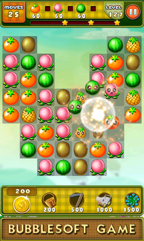 Fruit Mania- screenshot