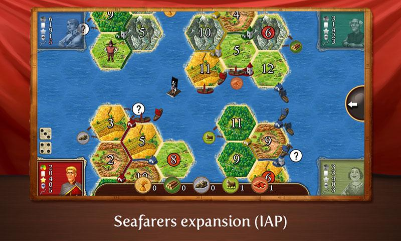 android Catan Screenshot 12