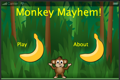 Monkey Mayhem by Bella