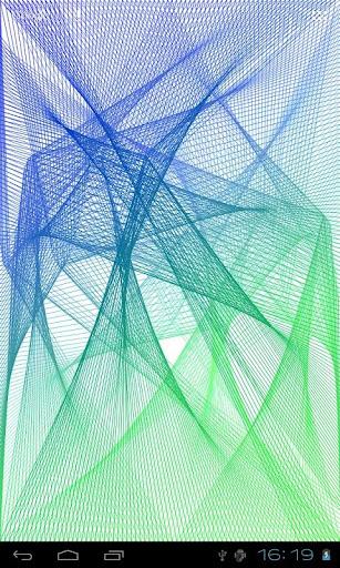 Abstract Live Wallpaper Lite  screenshots 6