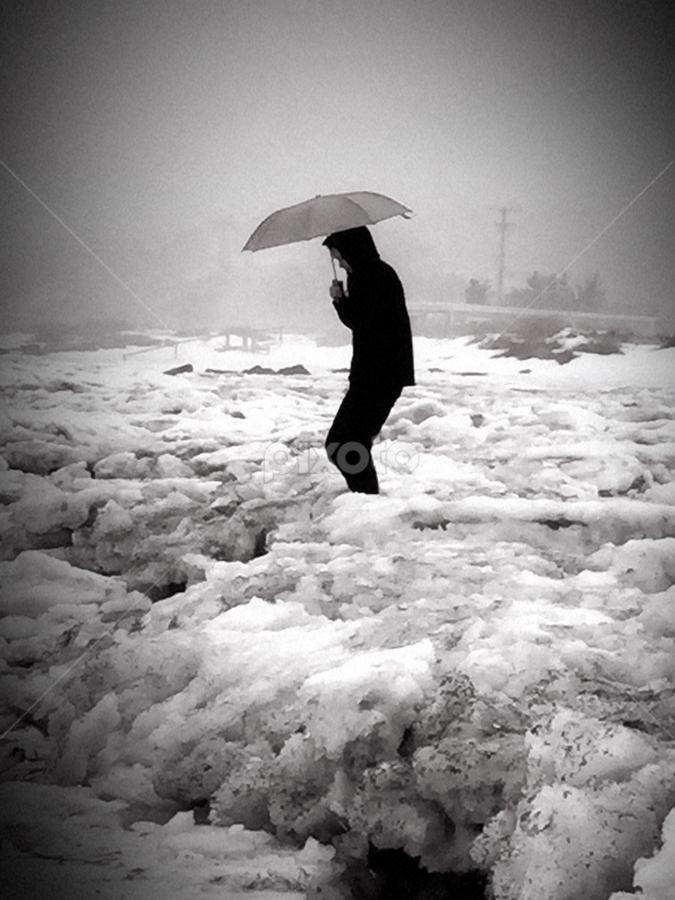 Welfleet Frozen Ocean Walk by Lori Ellen - Instagram & Mobile iPhone ( #welfleet #cape #capecod )