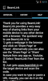 BeamLink - screenshot thumbnail