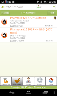 Pharmaca- screenshot thumbnail