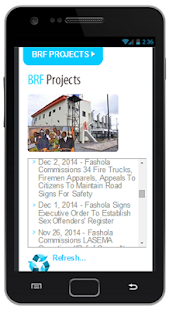 BRF Mobile- screenshot thumbnail