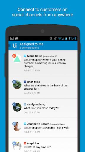 Lithium Social Web Mobile