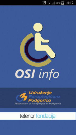 OSI Info- screenshot