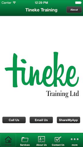 Tineke Training