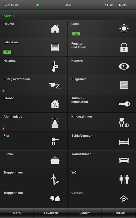 gira homeserver facilityserver android apps auf google play. Black Bedroom Furniture Sets. Home Design Ideas