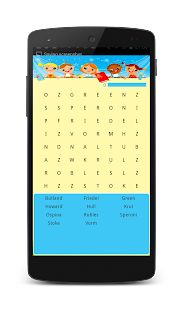 Word-search-KIDS 1