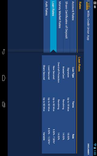 玩財經App|Willis Credit Union App免費|APP試玩