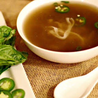 Pho Recipe for the Crock Pot.