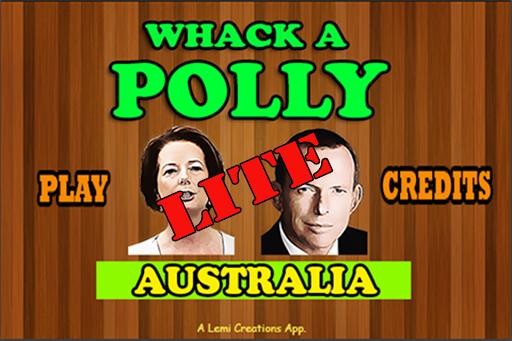 Whack A Polly Australia LITE