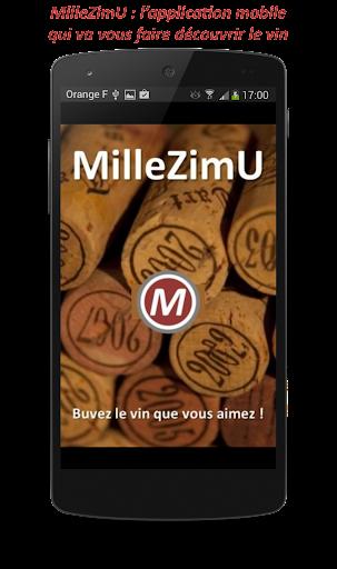 MilleZimU : Dégustation Cave