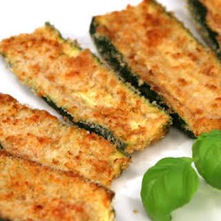 Zucchini Oven Fries.