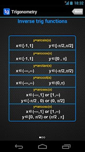 Trigonometry - screenshot thumbnail