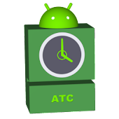 Android Time Card icon