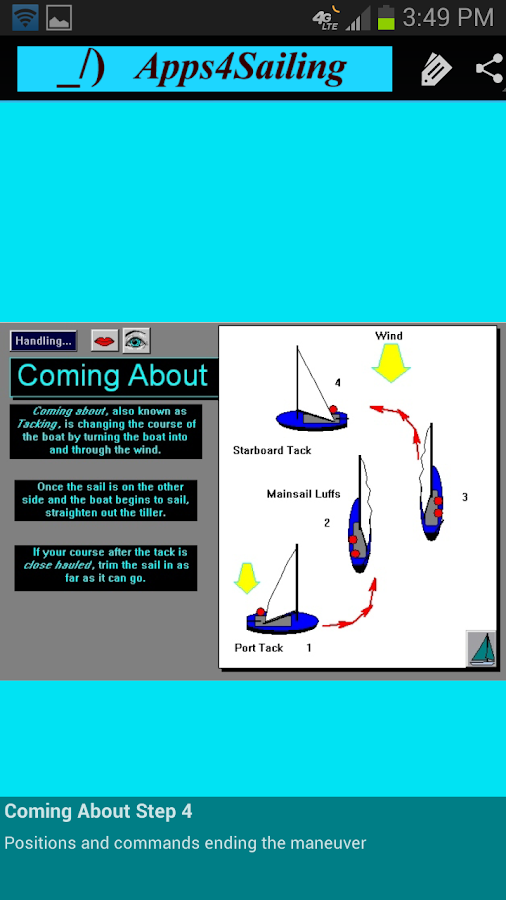 Free Sail Lesson Apps4Sailing- screenshot