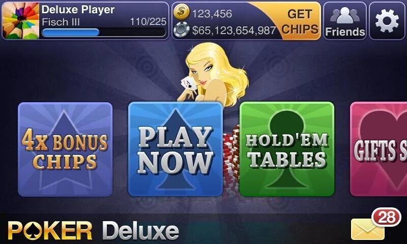 Texas HoldEm Poker Deluxe screenshot #13