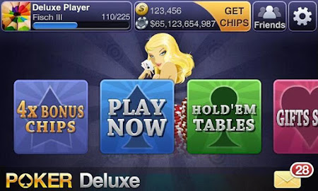 Texas HoldEm Poker Deluxe 1.5.0 screenshot 7297