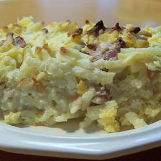 Ultimate Breakfast Casserole.