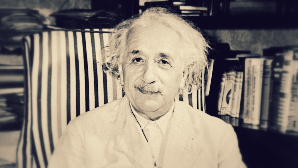 einstein religion and science essay