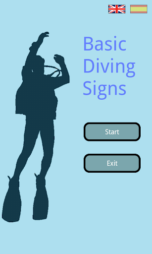 Basic Diving Signs