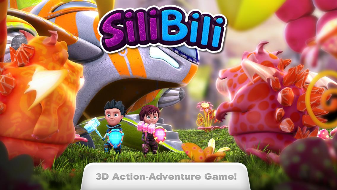 SiliBili Lite- screenshot