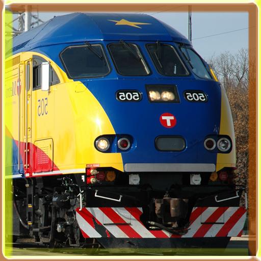 Super Modern Train Memory LOGO-APP點子