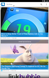 Drippler - Android Updates Screenshot 22