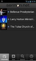 Screenshot of sermon.net