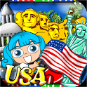 Explore the USA with Roxy icon