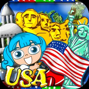 Explore the USA with Roxy 教育 App LOGO-APP試玩