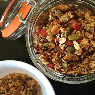 Crunchy Granola Clusters
