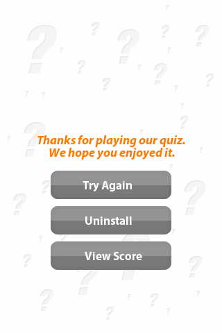 Capital Cities - 100Q Quiz- screenshot