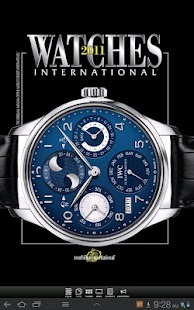 Watches International - screenshot thumbnail