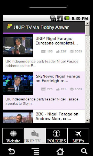 UKIP MEDIA by Bobby Anwar