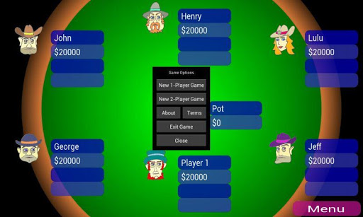 Offline Poker Texas Holdem  screenshots 1