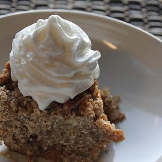 Crock-Pot Pumpkin Crunch Custard