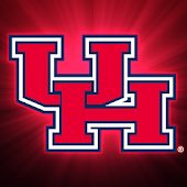 Houston Cougars Live Clock