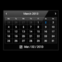 Droid Calendar Widget S icon